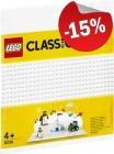 LEGO 11010 Grondplaat 32x32 WIT, slechts: € 6,79