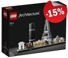 LEGO 21044 Parijs, slechts: € 42,49