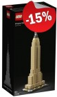 LEGO 21046 Empire State Building, slechts: € 84,99