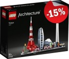 LEGO 21051 Tokio, slechts: € 50,99
