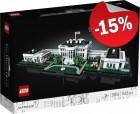 LEGO 21054 Het Witte Huis, slechts: € 93,49
