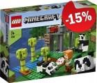 LEGO 21158 De Panda Kleuterschool, slechts: € 16,99