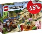 LEGO 21160 De Illagar Overval, slechts: € 59,49
