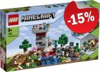 LEGO 21161 Crafting Box 3.0, slechts: € 76,49