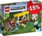 LEGO 21171 De Paardenstal, slechts: € 16,99