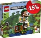 LEGO 21174 De Moderne Boomhut, slechts: € 101,99