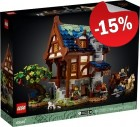 LEGO 21325 Middeleeuwse Smid, slechts: € 144,49
