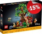 LEGO 21326 Winnie de Poeh, slechts: € 93,49