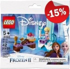 LEGO 30553 Elsa's Wintertroon (Polybag), slechts: € 3,39