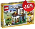 LEGO 31068 Modulair Modern Huis, slechts: € 33,99