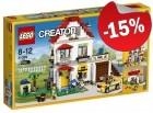 LEGO 31069 Modulaire Familievilla, slechts: € 55,24