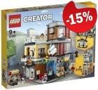 LEGO 31097 Woonhuis Dierenwinkel en Café, slechts: € 67,99