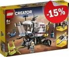 LEGO 31107 Ruimte Rover Verkenner, slechts: € 42,49