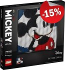 LEGO 31202 Mickey Mouse, slechts: € 110,49