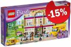 LEGO 41134 Heartlake Theaterschool, slechts: € 84,99