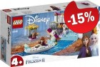 LEGO 41165 Anna's Kano Expeditie, slechts: € 16,99