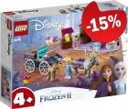 LEGO 41166 Elsa's Koetsavontuur, slechts: € 29,74