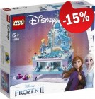 LEGO 41168 Elsa's Sieradendoos, slechts: € 38,24