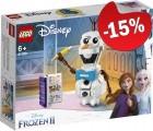 LEGO 41169 Olaf, slechts: € 12,74