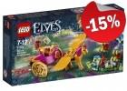 LEGO 41186 Azari & de Ontsnapping uit het Goblinbos, slechts: € 16,99