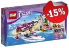 LEGO 41316 Andrea's Speedboottransport, slechts: € 25,49