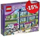 LEGO 41318 Heartlake Ziekenhuis, slechts: € 84,99