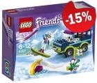 LEGO 41321 Wintersport Terreinwagen, slechts: € 15,29
