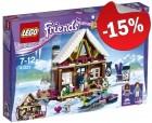 LEGO 41323 Wintersport Chalet, slechts: € 38,24