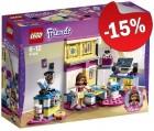 LEGO 41329 Olivia's Luxe Slaapkamer, slechts: € 12,74
