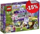 LEGO 41332 Emma's Kunstkraam, slechts: € 16,99
