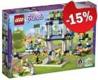 LEGO 41338 Stephanie's Sportstadion, slechts: € 33,99