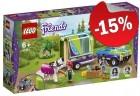 LEGO 41371 Mia's Paardentrailer, slechts: € 25,49