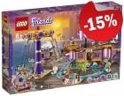 LEGO 41375 Heartlake City Pier met Kermisattracties, slechts: € 110,49