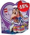 LEGO 41385 Emma's Hartvormige Zomerdoos, slechts: € 6,79