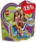 LEGO 41388 Mia's Hartvormige Zomerdoos, slechts: € 6,79