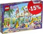 LEGO 41430 Zomer Waterpretpark, slechts: € 93,49