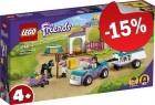 LEGO 41441 Paardentraining en Aanhanger, slechts: € 25,49