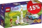 LEGO 41443 Olivia's Elektrische Auto, slechts: € 12,74
