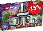 LEGO 41448 Heartlake City Bioscoop, slechts: € 46,74