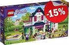 LEGO 41449 Andrea's Familiehuis, slechts: € 67,99