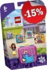 LEGO 41667 Olivia's Speelkubus, slechts: € 8,49