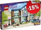 LEGO 41682 Heartlake City School, slechts: € 55,24