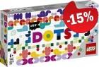LEGO 41935 Enorm veel DOTS, slechts: € 16,99