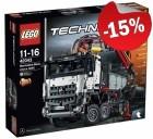 LEGO 42043 Mercedes-Benz Arocs 3245, slechts: € 178,49