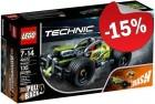 LEGO 42072 WHACK!, slechts: € 16,99