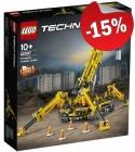 LEGO 42097 Compacte Rupsband Kraan, slechts: € 76,49
