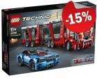 LEGO 42098 Autotransportvoertuig, slechts: € 127,49