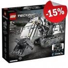 LEGO 42100 Graafmachine Liebherr R 9800, slechts: € 382,49