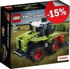 LEGO 42102 Mini Claas Xerion, slechts: € 8,49