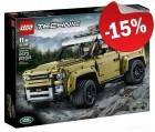 LEGO 42110 Land Rover Defender, slechts: € 152,99